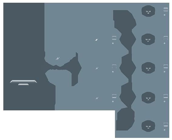 Bedrohungen durch Trojaner Zombie PCs - Cyber Security Operations Center Managed SOC Daten Schutz