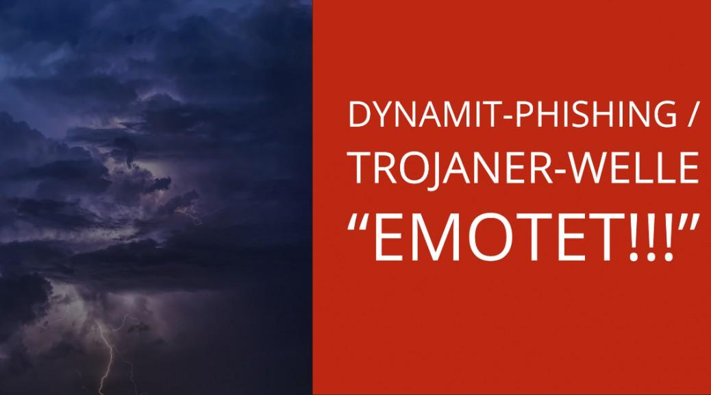 Trojaner Emotet