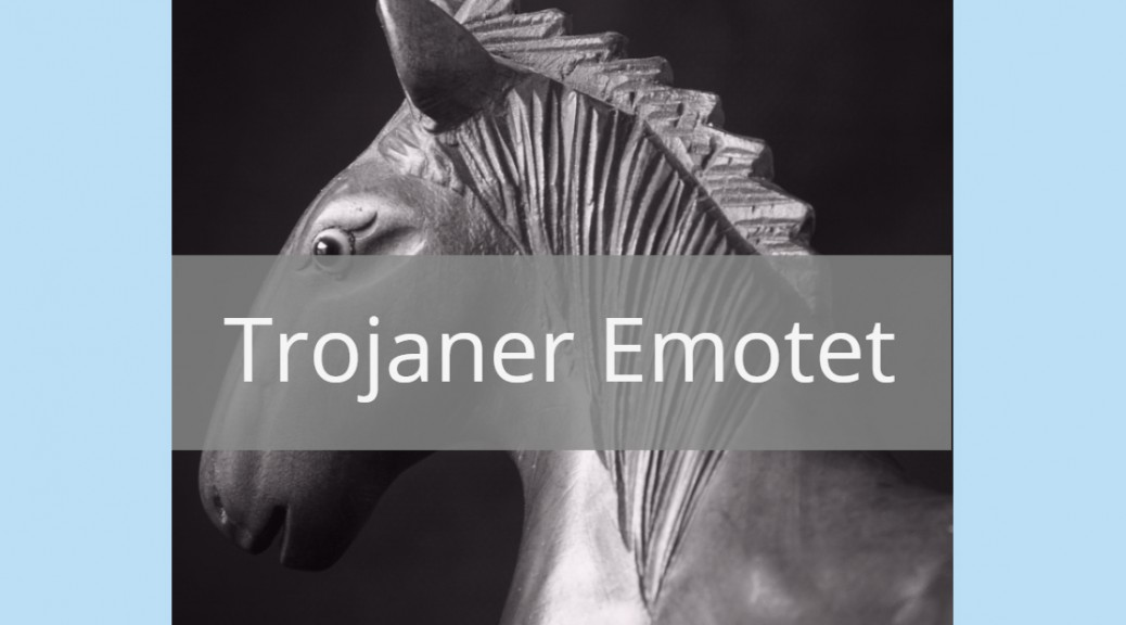 Dynamit Phishing mit Trojaner Emotet
