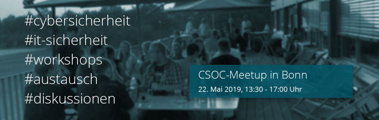 CSOC Event vom SOC Köln Bonn