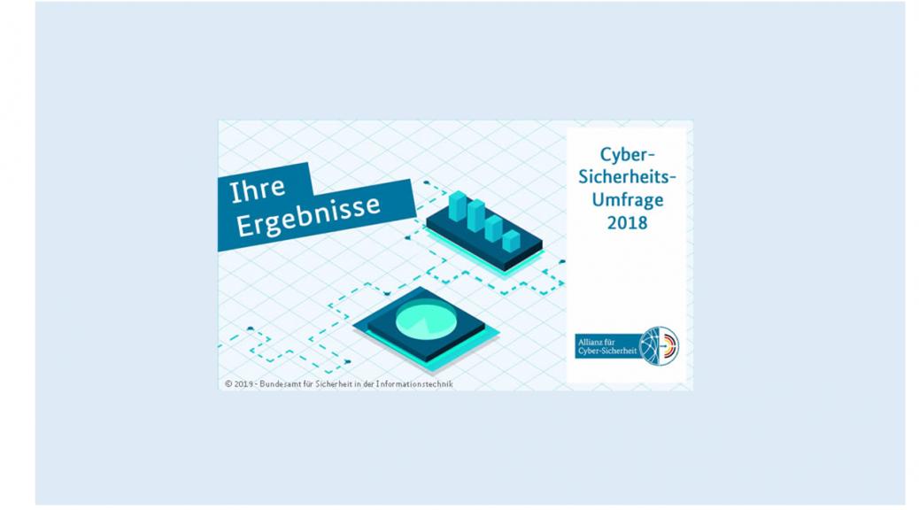 Cyber-Sicherheits-Umfrage 2018