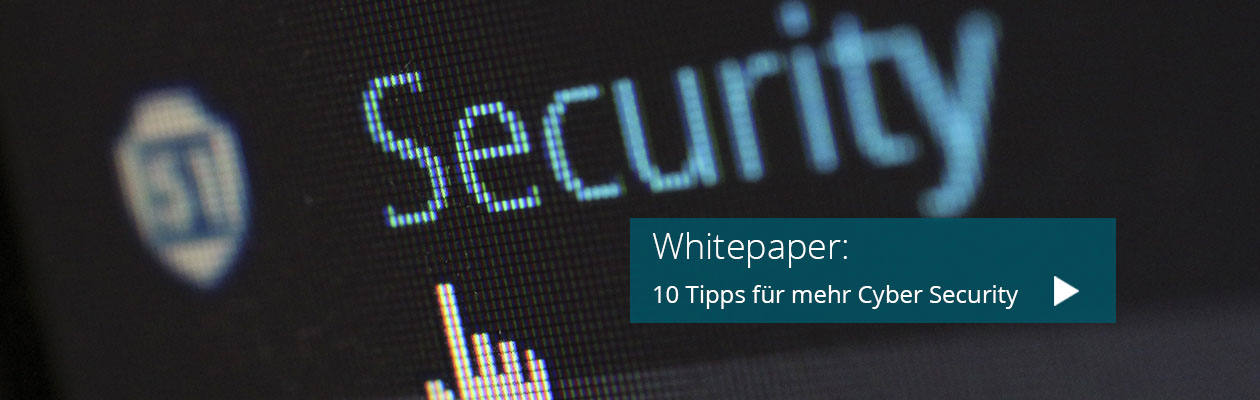 Whitepaper Cyber Security und IT-Security Tipps