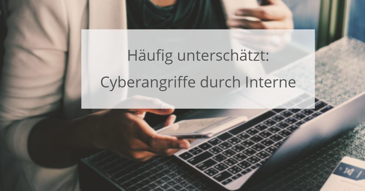 Interne Bedrohungen erkennt der Cyber Security Service CSOC mit den richtigen Regeln auch