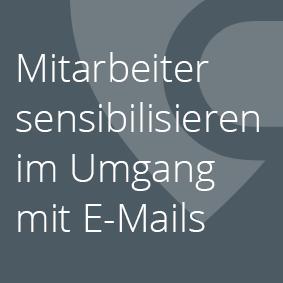 Download Mitarbeiter im Umgang mit E-Mails sensibilisieren