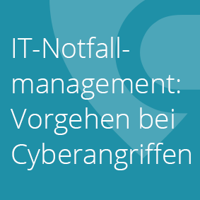 IT-Notfallmanagement