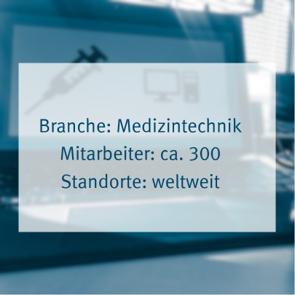 Medizintechnik Referenz_CSOC Köln Bonn